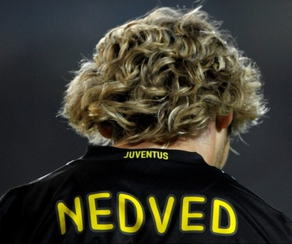"Pavel ""Gloria imperitura"" Nedved"