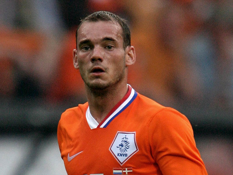 Wesley Sneijder Netherlands Football Players